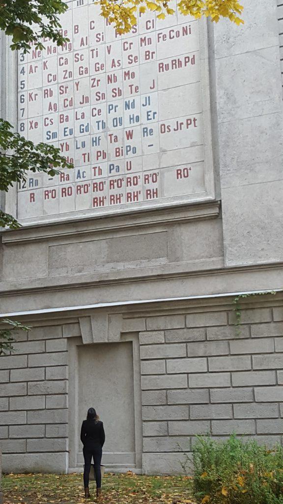 Mendeleïev saint-Petersbourg city-trip Lau à la menthe