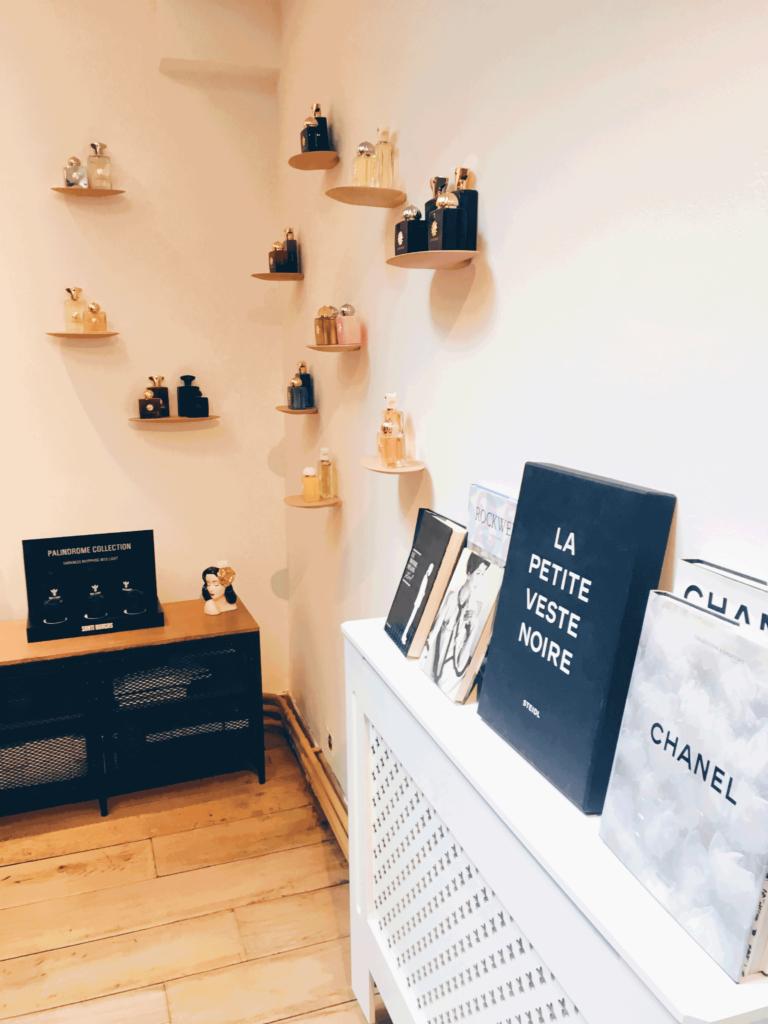 Présentation de Liquides Confidentiels, nouvelle parfumerie de niche installée dans le piétonnier du centre-ville de Namur