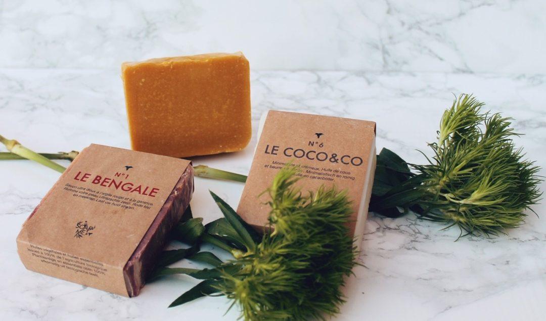 Avis et revue des savons saponifiés à froid en BElgique de Soap Me sur le blog laualamenthe.com
