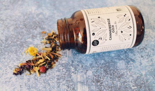 GreenMa, marque française de thés et de tisanes naturellements bons. Bio et Zéro déchets, je vous en parle sur le blog laualamenthe.com
