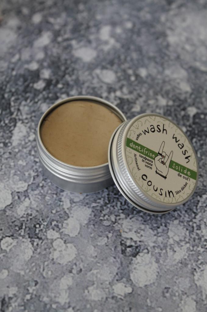 Test des produits cosmétiques natuirels et vegan de la marque belge et bio Wash Wash Cousin sur le blog laualamenthe.com