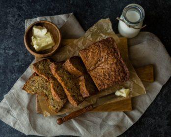 Bananabread (cake à la banane) & coco