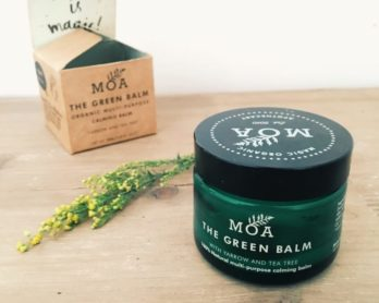 The green balm : un soin multifonctions magique